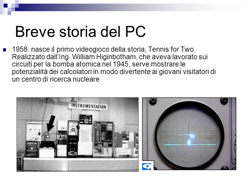Breve storia del PC 1977: nascita di Apple II, 1250$, primo personal computer prodotto a livello industriale;