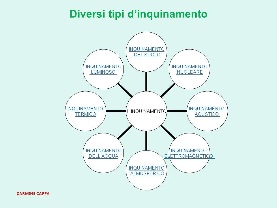 CARMINE CAPPA INQUINAMENTO DELLACQUA - INQUINAMENTO DELLACQUAINQUINAMENTO DELLACQUA - I VARI TIPI DINQUINAMENTO DELL ACQUAI VARI TIPI DINQUINAMENTO DELL ACQUA - LE PIOGGE ACIDELE PIOGGE ACIDE - L INQUINAMENTO DEI MARIL INQUINAMENTO DEI MARI - L INQUINAMENTO DEI FIUMIL INQUINAMENTO DEI FIUMI - SOLUZIONISOLUZIONI - DIRETTIVE EUROPEEDIRETTIVE EUROPEE