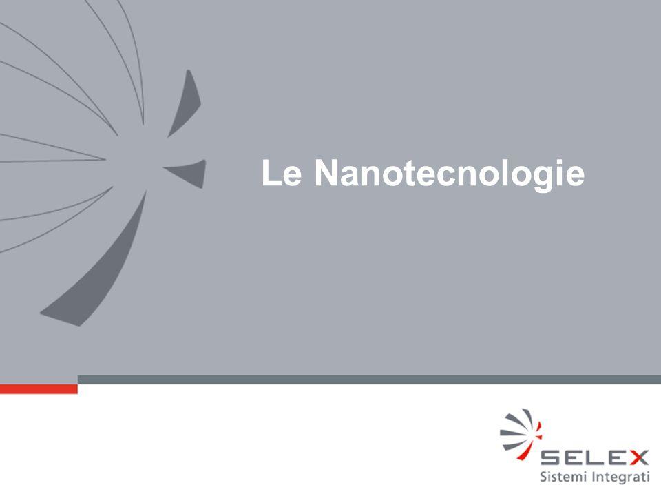 Le Nanotecnologie