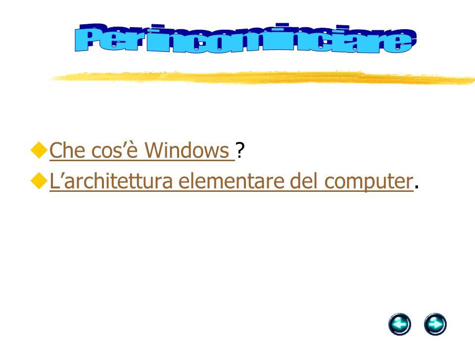 Esercitazioni Esercitazioni su Windows a.a. 2001-02 - Dott. Raffaele Principe