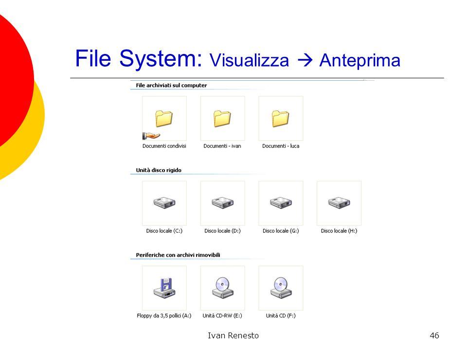 Ivan Renesto46 File System: Visualizza Anteprima