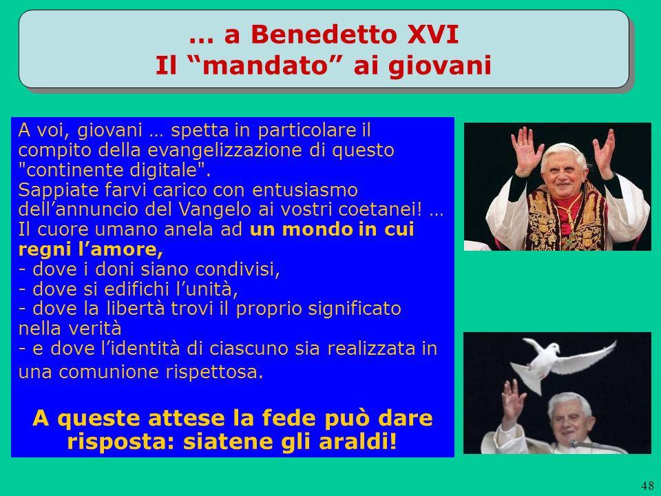 Da Paolo VI ….