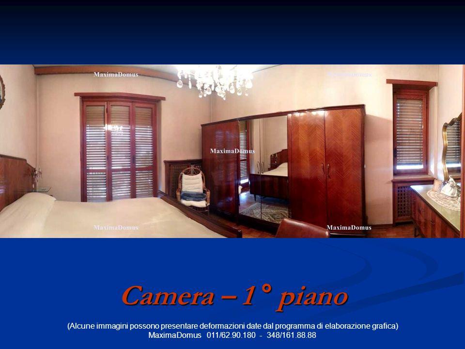 Camera – 1 ° piano