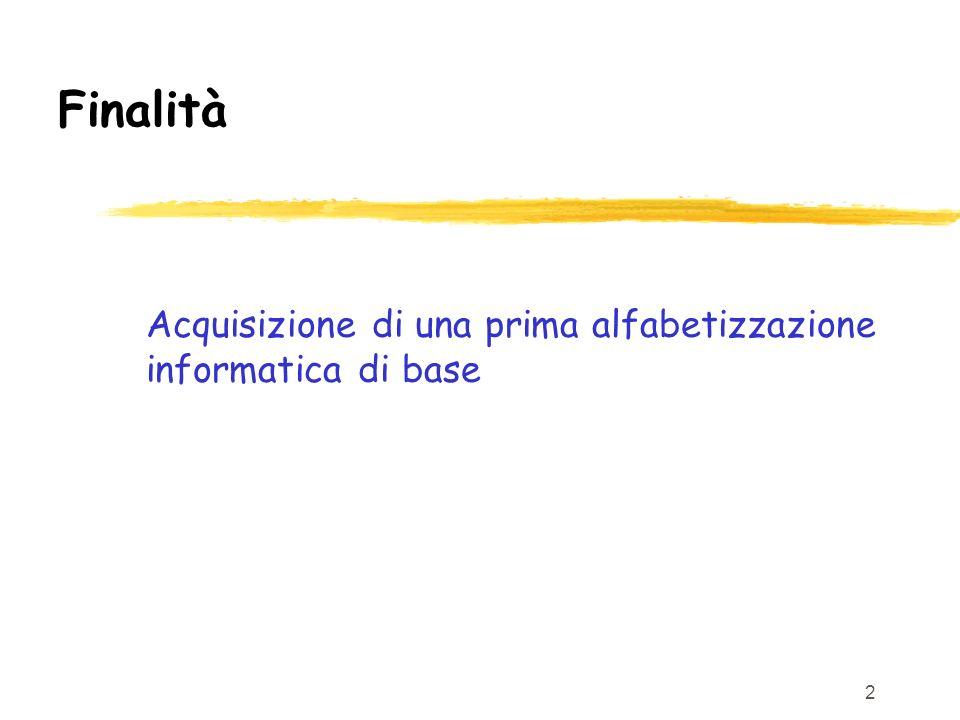 13 Comandi di Windows Menù a tendine yMenù speciale (t.