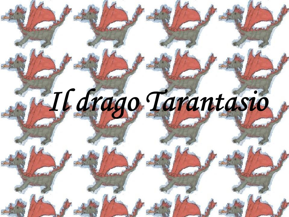 Il drago Tarantasio
