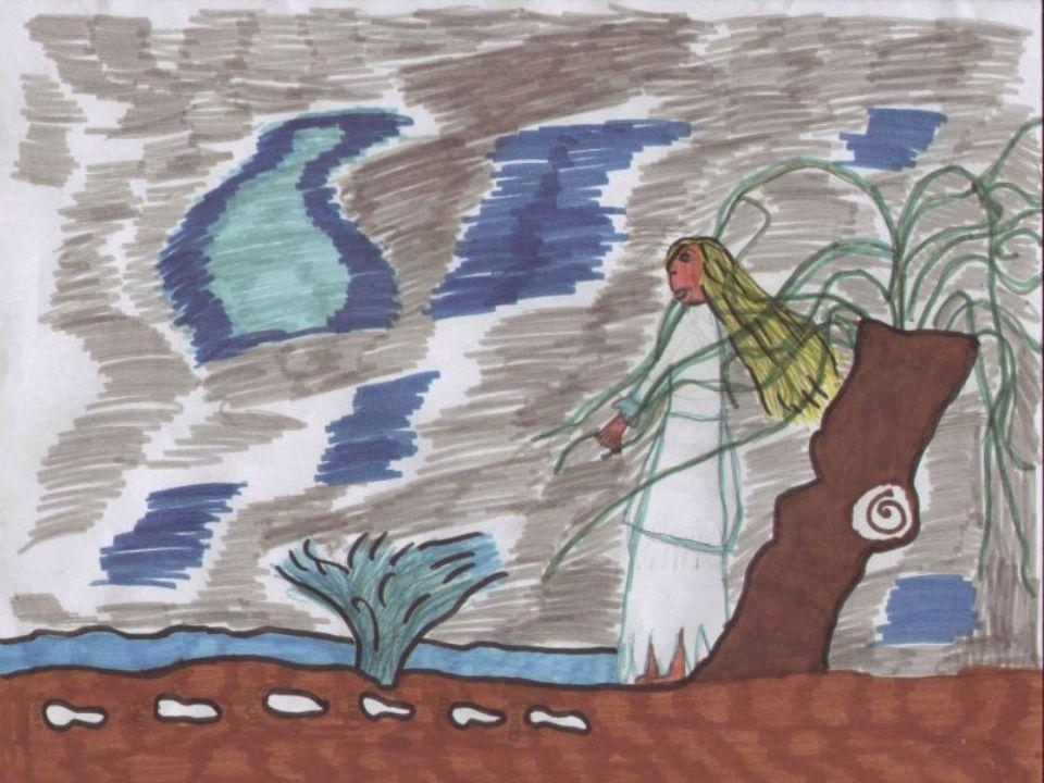 I giovani, che avevano affrontato il drago, sammalarono di febbre altissima e con il caldo dellestate si diffuse in città una terribile pestilenza: tanti sammalarono, le botteghe chiudevano, gli stranieri scappavano, le campane suonavano tristi rintocchi… tante persone morirono.