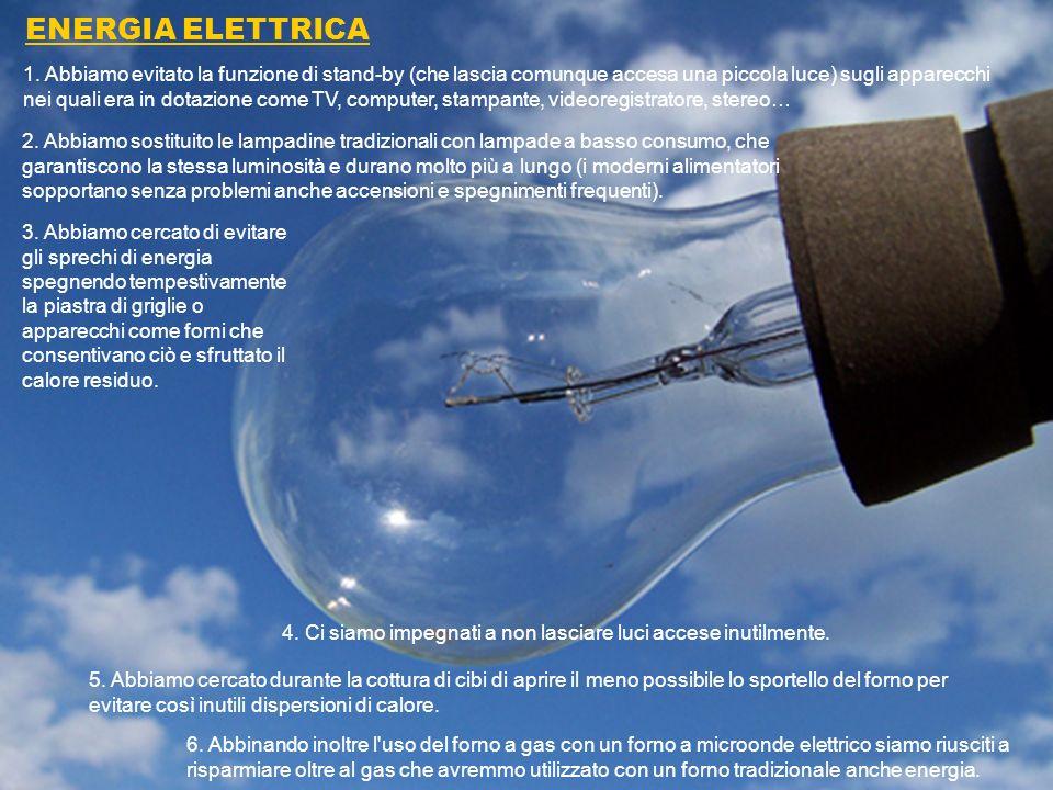 ENERGIA ELETTRICA 1.