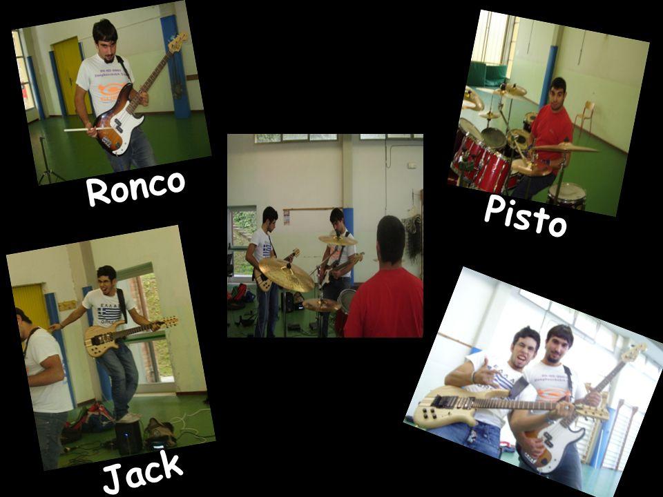 Jack Pisto Ronco