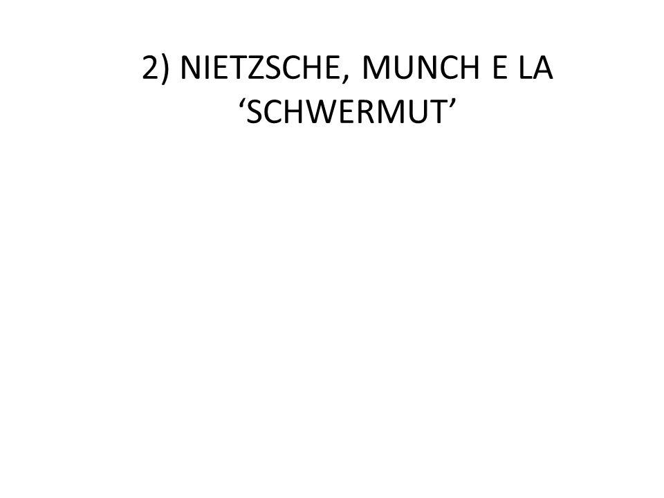 Munch, Ritratto di Nietzsche, Oslo, Kommunes Kunstsamlinger Munch-museet