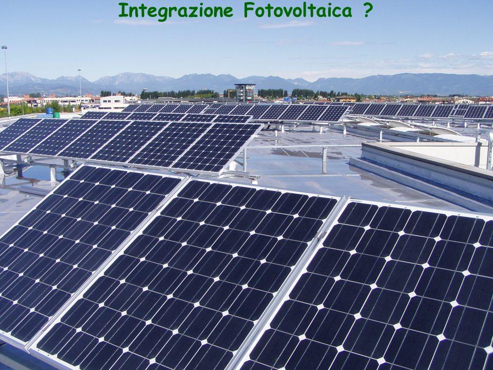 Integrazione Fotovoltaica ?
