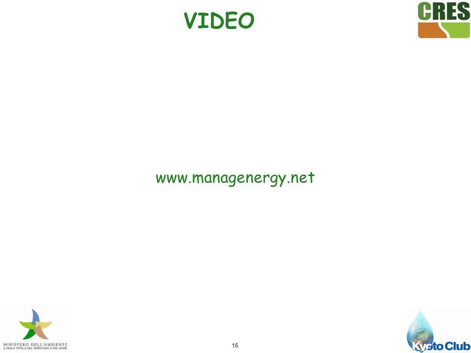 16 www.managenergy.net VIDEO