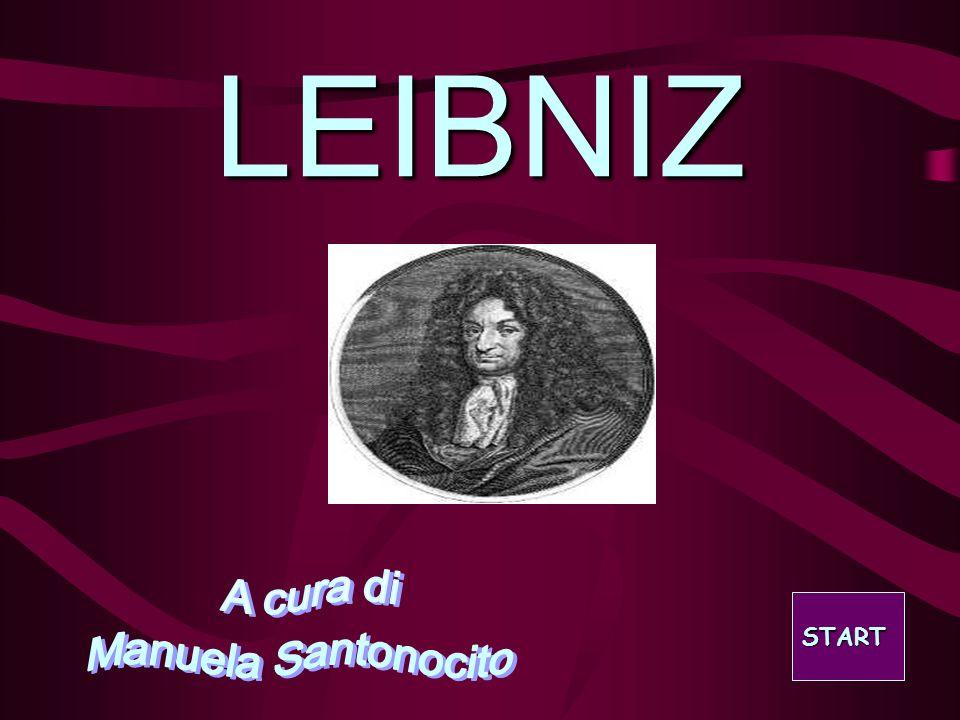 Le Opere Leibniz fu un uomo di vasti e grandiosi progetti e si applicò alla soluzione dei più diversi problemi.