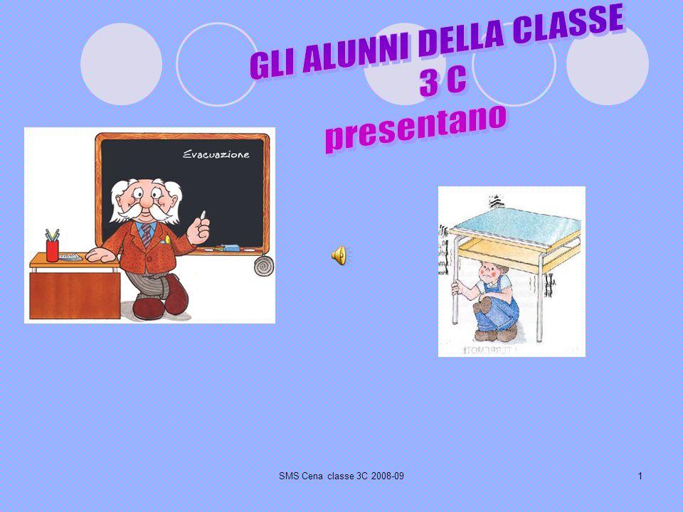 SMS Cena classe 3C 2008-091