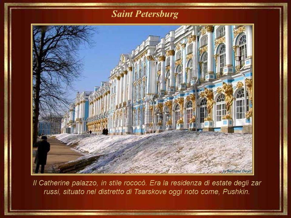 Saint Petersburg Resurrezione di Cristo Church (noto come Chiesa del sangue versato del Nostro Redentore