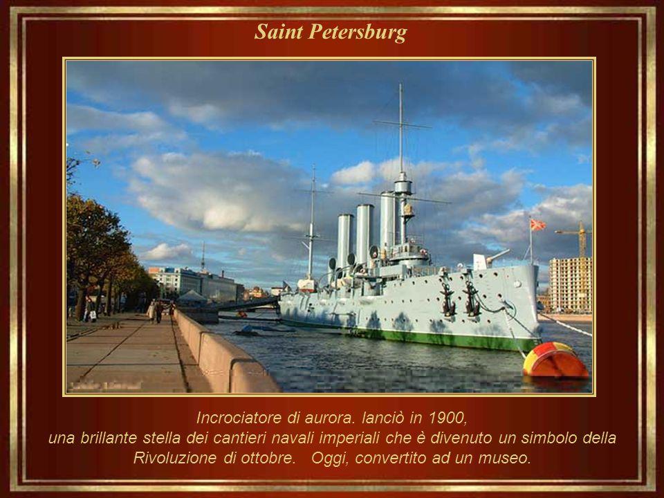 Saint Petersburg Zar Nicholas II e La Famiglia di Romanov. in 1911 Dopo la Rivoluzione di 1917 (St. Petersburg), poi capitale dell'Impero, perduto il