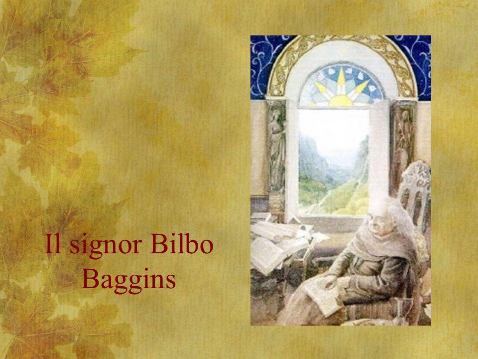 Casa Baggins Viveva in una hobbit-casa lussuosissima, in Vicolo cieco- Sottocolle, creata da suo padre Bungo per sua madre Belladonna.
