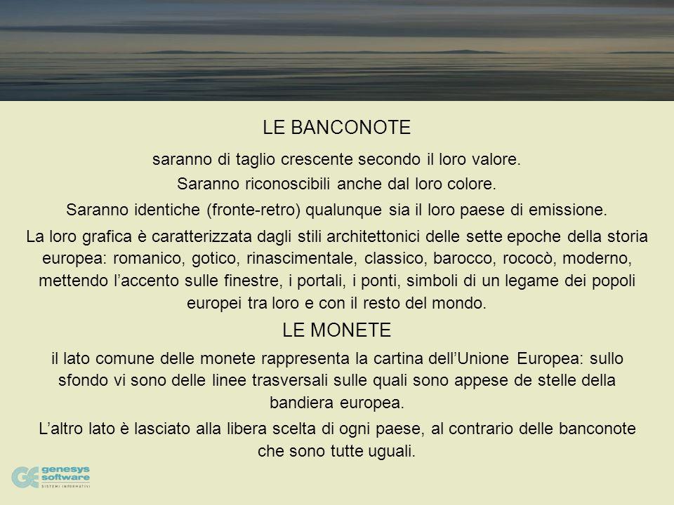 CHANGEOVER MONETARIO LIRA - EURO 1 GENNAIO 2002