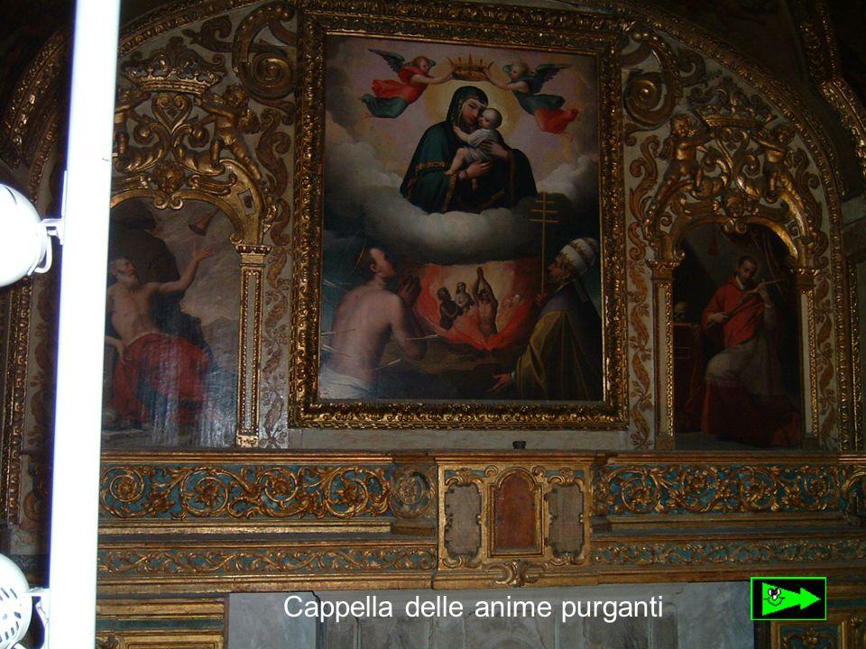 Cappella delle anime purganti