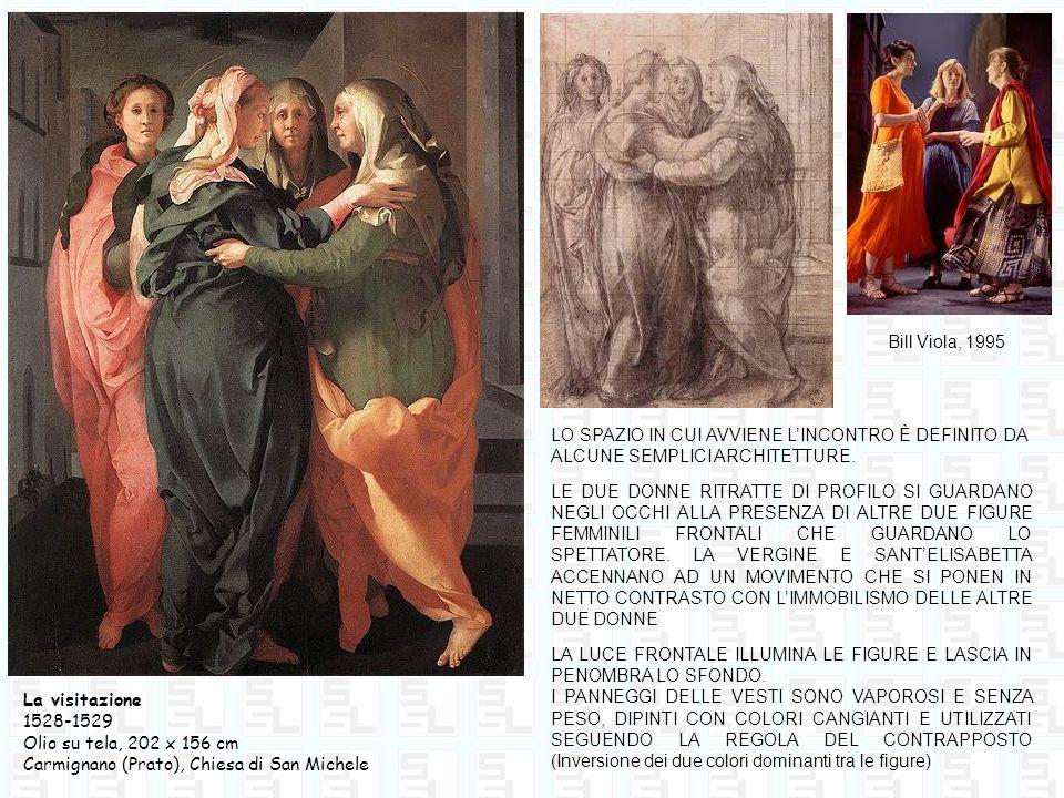 GIOVANBATTISTA DI JACOPO detto ROSSO FIORENTINO (1494-1540) Giorgio Vasari, Ritratto di Rosso Fiorentino ROSSO NACQUE E SI FORMÓ A FIRENZE MA FONDAMENTALI PER LUI FURONO I VIAGGI A ROMA DURANTE I QUALI EBBE LA POSSIBILITÁ DI VEDERE E STUDIARE LE OPERE DI MICHELANGELO ED ENTRARE AL SERVIZIO DI PAPA CLEMENTE VII.