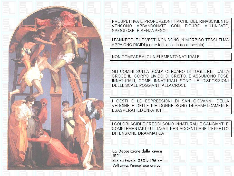 FRANCESCO MAZZOLA detto IL PARMIGIANINO (1494-1540) PARMIGIANINO NACQUE A PARMA IN UNA FAMIGLIA DI PITTORI.