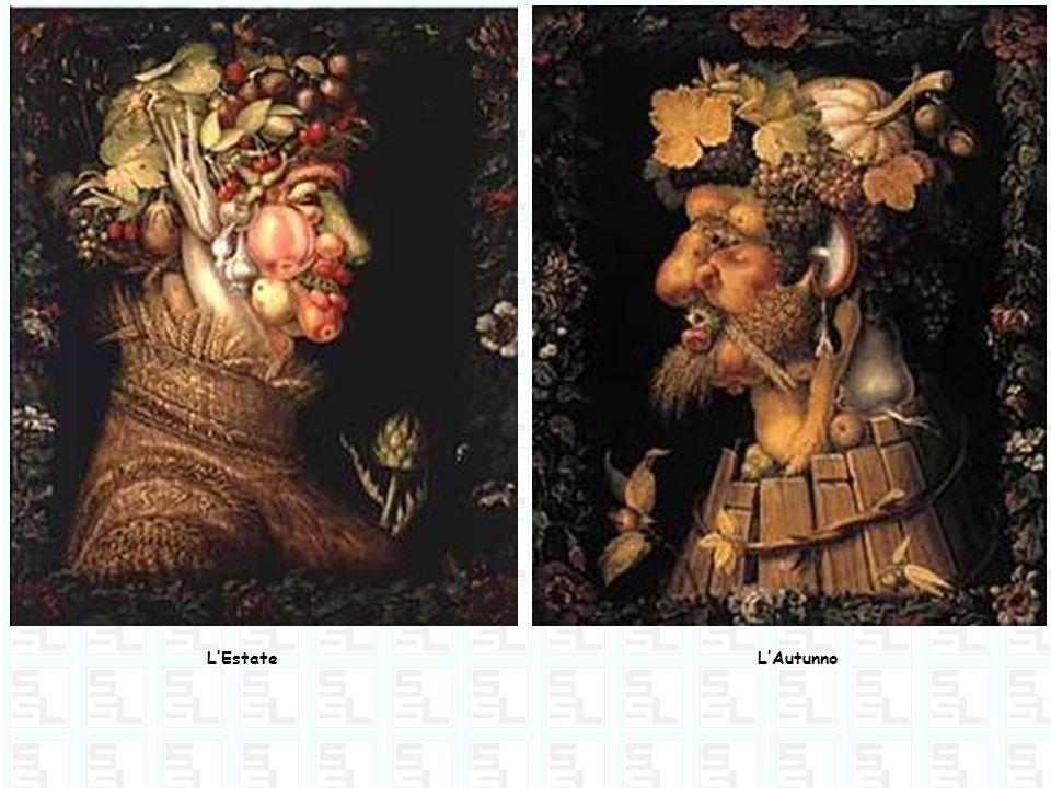 I QUATTRO ELEMENTI 1566 Olio su tela, 66 x 50 cm Vienna, Kunsthistorischer LAcqua LAria