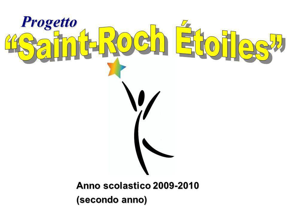 Progetto Anno scolastico 2009-2010 (secondo anno)