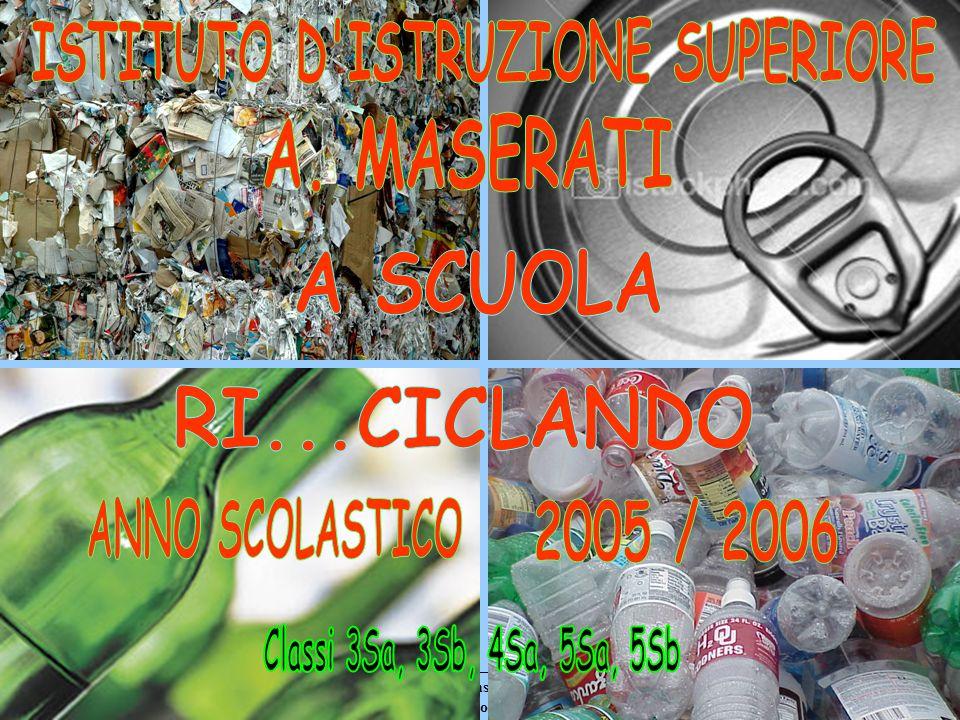 I.I.S. Maserati Anno Scolastico 2005/2006
