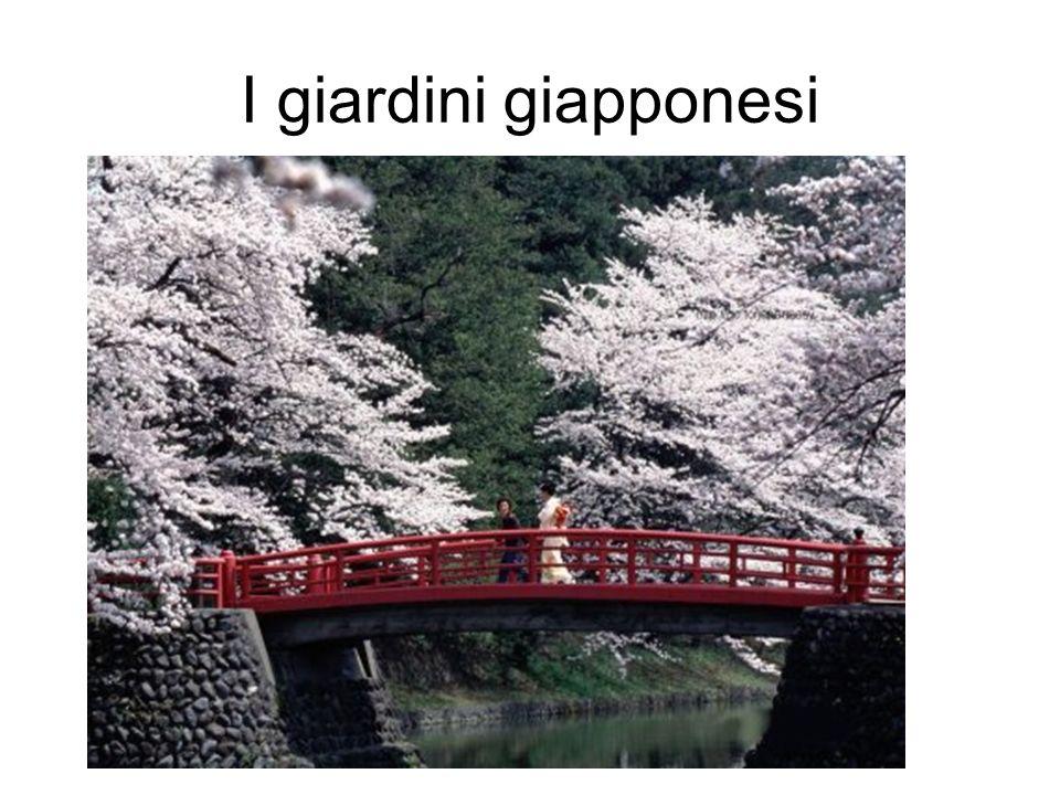 I giardini giapponesi