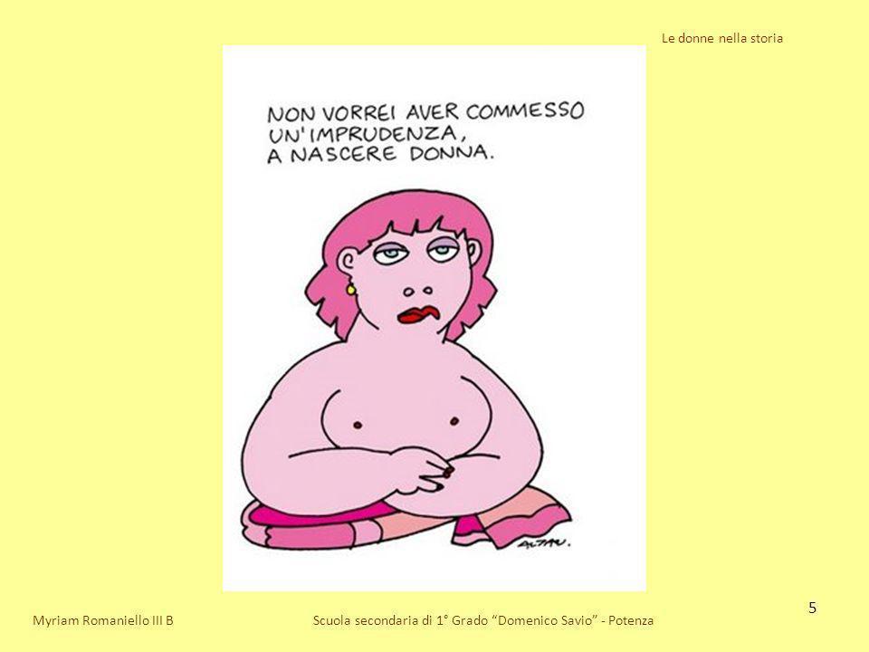 26 Le donne nella storia Scuola secondaria di 1° Grado Domenico Savio - PotenzaMyriam Romaniello III B Quella stessa notte ci furono molte proteste e iniziò il boicottaggio dei mezzi pubblici della città.