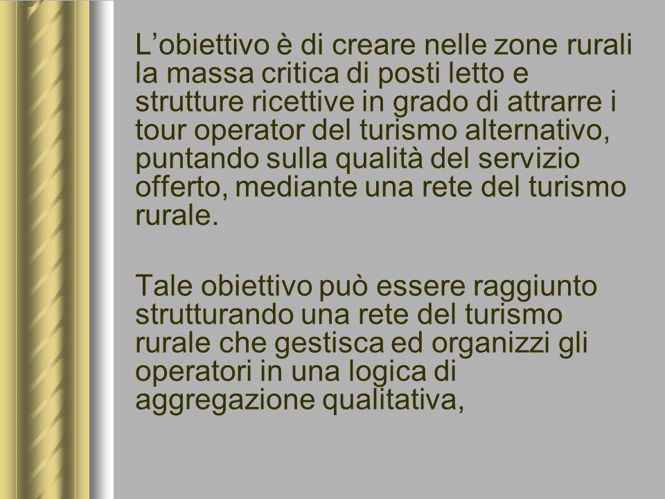 A.T.I.Associazione Solaria - Strada dei Sapori del Poro - RETE DEL TURISMO RURALE 69 5.