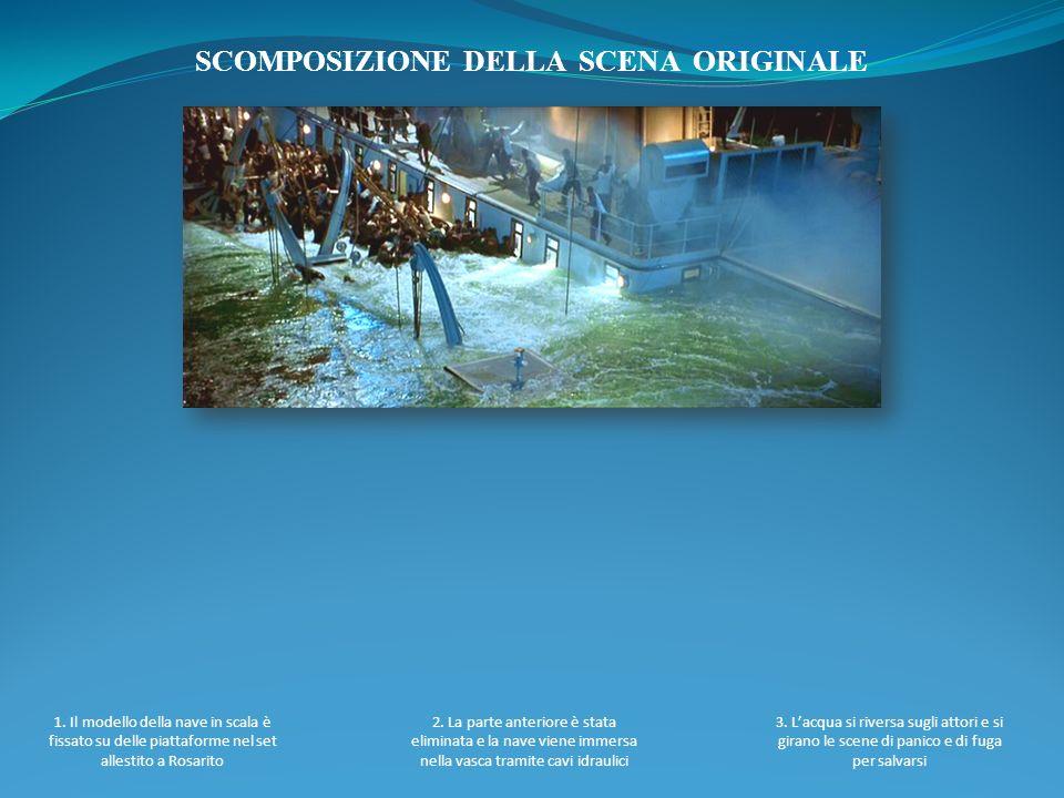 SCOMPOSIZIONE DELLA SCENA ORIGINALE 1.