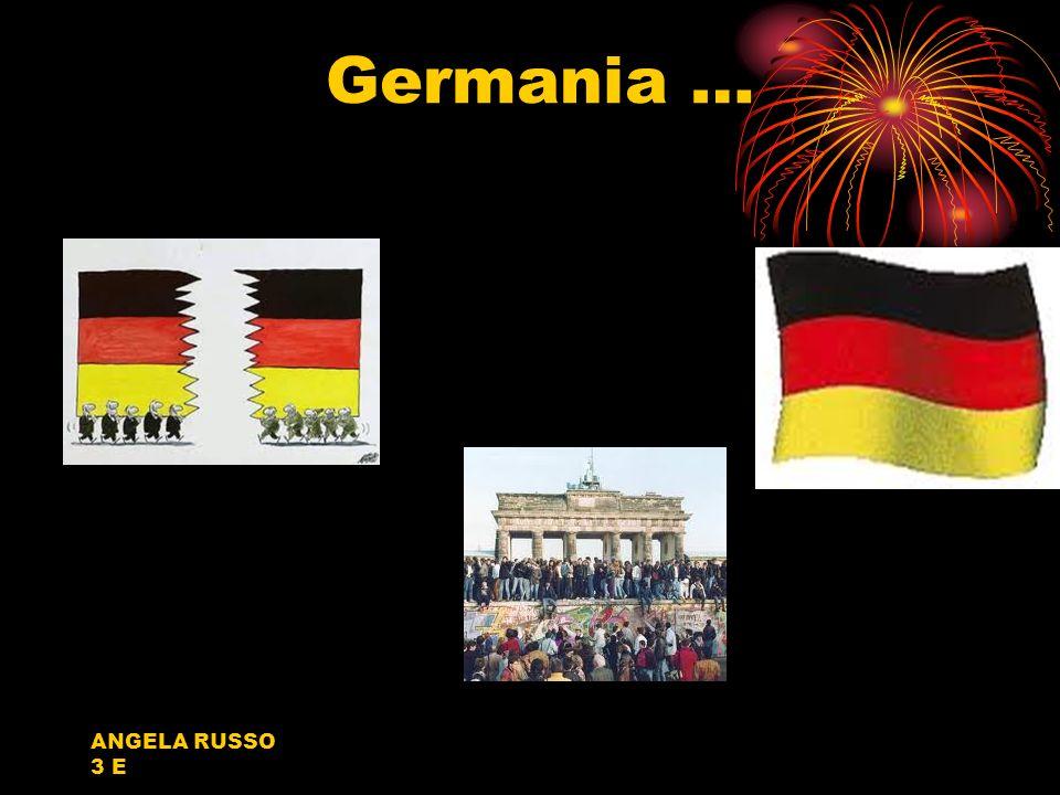 ANGELA RUSSO 3 E Germania …