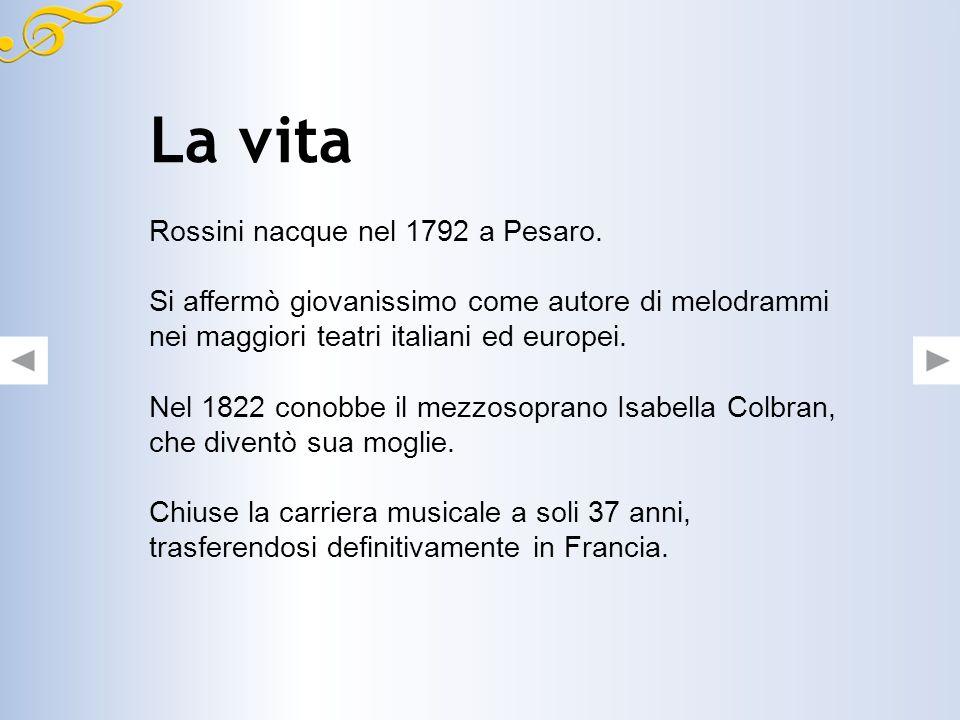 Gioachino Rossini Il barbiere di Siviglia