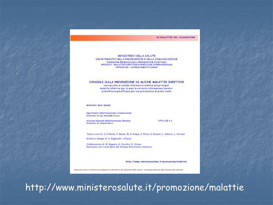 http://www.ministerosalute.it/promozione/malattie
