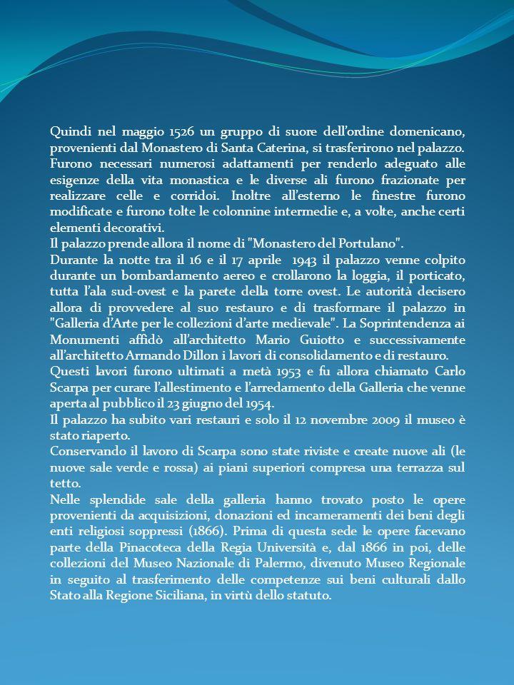 Trittico Malvagna di Jan Gossaert detto Mabuse iniz. Sec. XVI