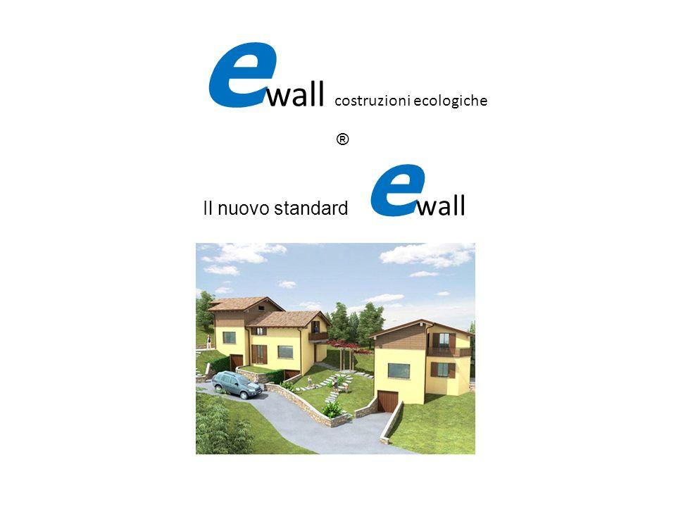 Il nuovo standard e wall e wall costruzioni ecologiche ®