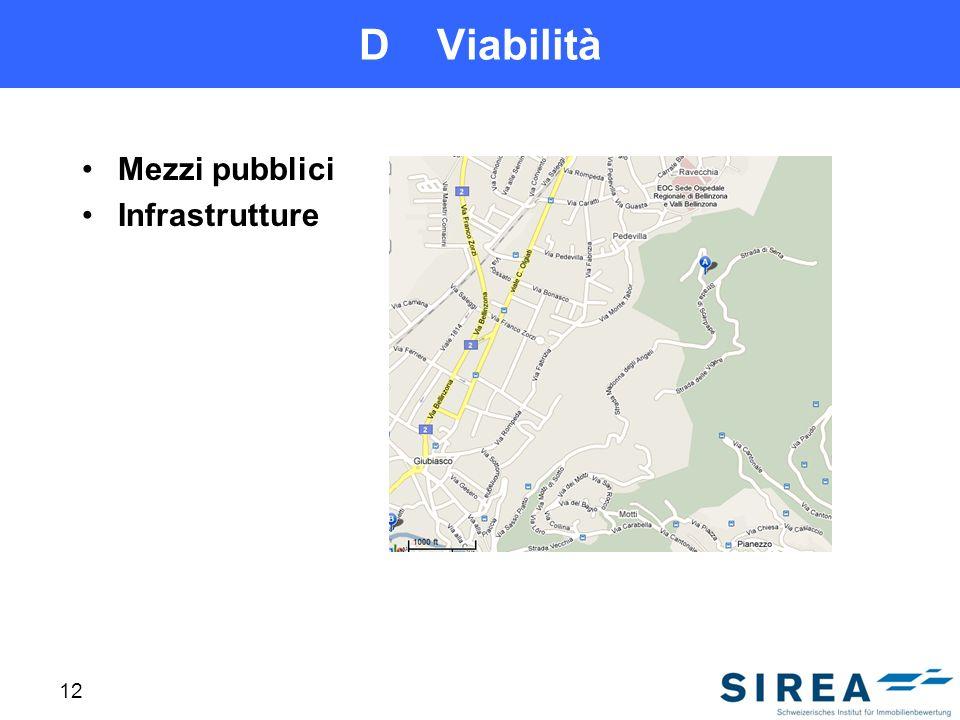 D Viabilità Mezzi pubblici Infrastrutture 12