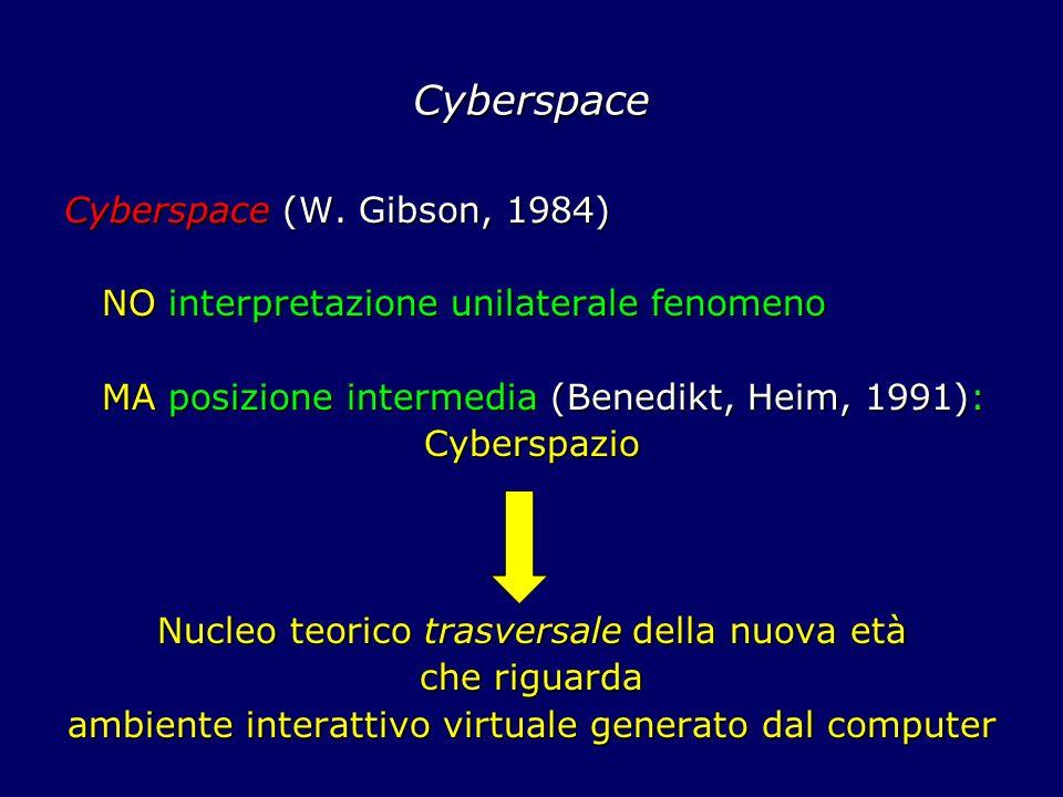 Cyberspace Cyberspace (W.