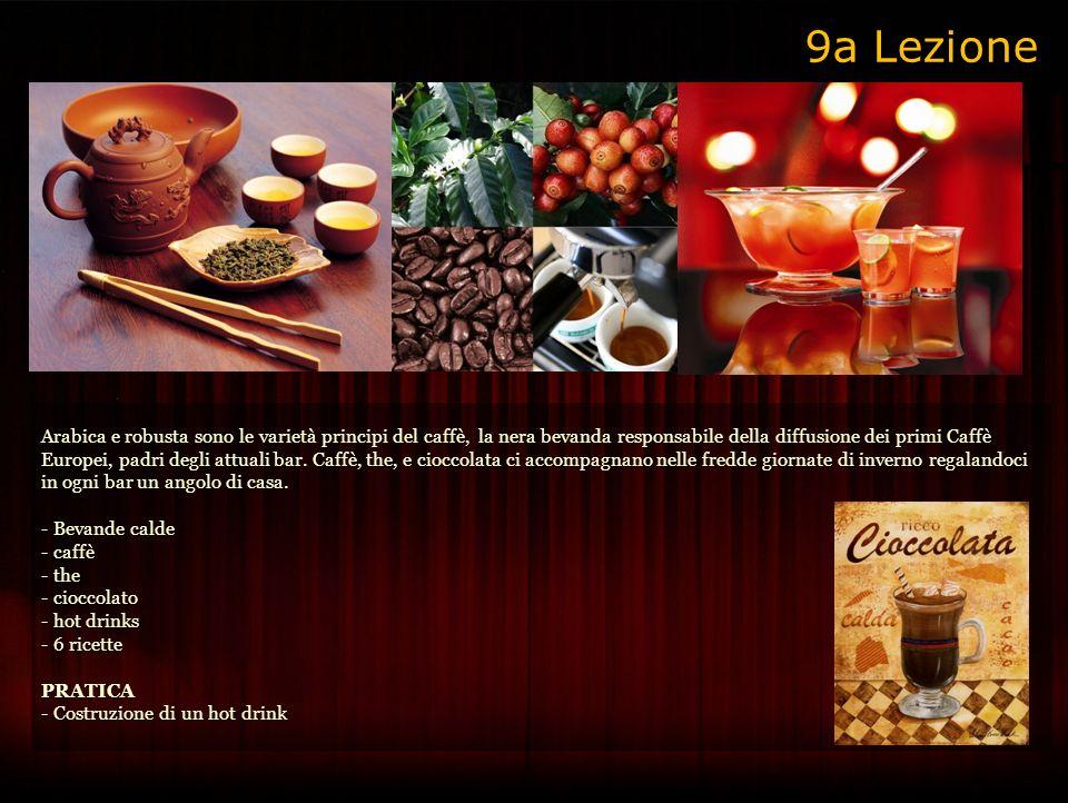 Arabica e robusta sono le varietà principi del caffè, la nera bevanda responsabile della diffusione dei primi Caffè Europei, padri degli attuali bar.