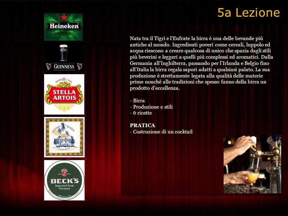 Nata tra il Tigri e lEufrate la birra è una delle bevande più antiche al mondo.