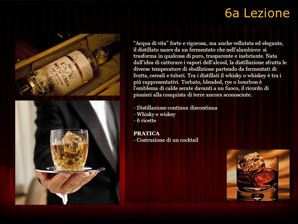 Acqua di vita forte e vigorosa, ma anche vellutata ed elegante, il distillato nasce da un fermentato che nellalambicco si trasforma in qualcosa di puro, trasparente e inebriante.