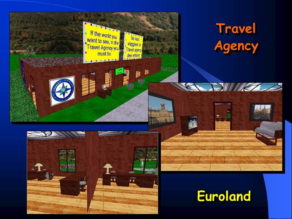 TravelAgencyTravelAgency EurolandEuroland