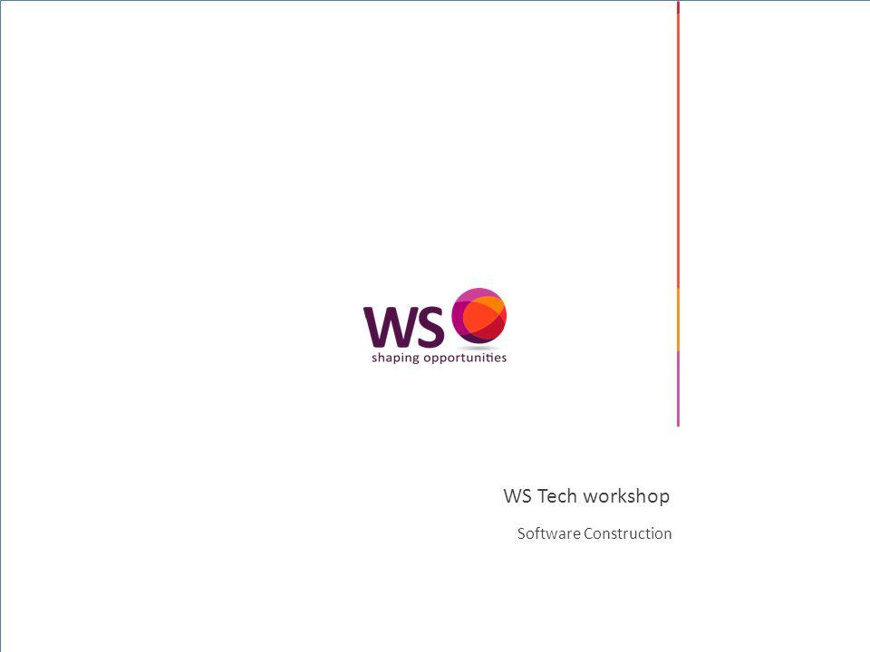 © 2008 WS (WebScience srl) – All rights reserved Programmazione difensiva WS © | 32