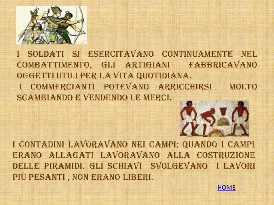 La scrittura Egizia era formata da 700 segni e disegni chiamati geroglifici.