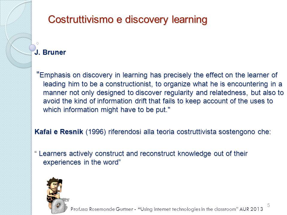 Costruiamo il nostro sapere linguistico così come ogni altra conoscenza.