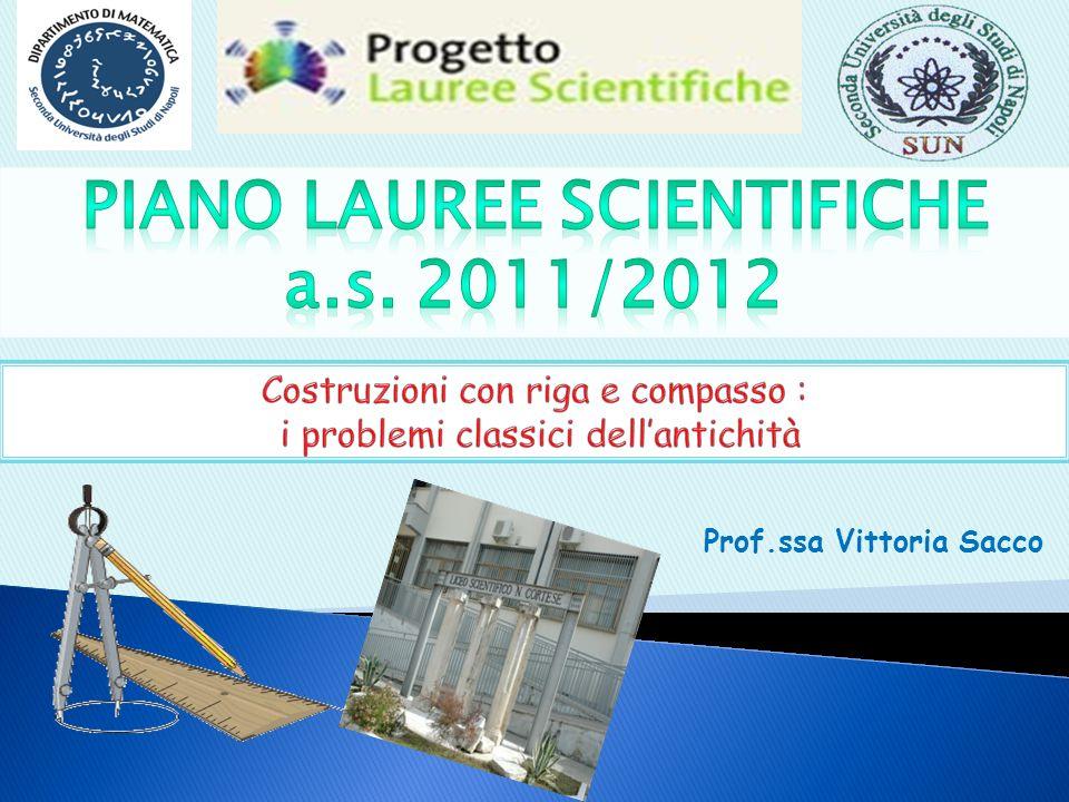 Prof.ssa Vittoria Sacco