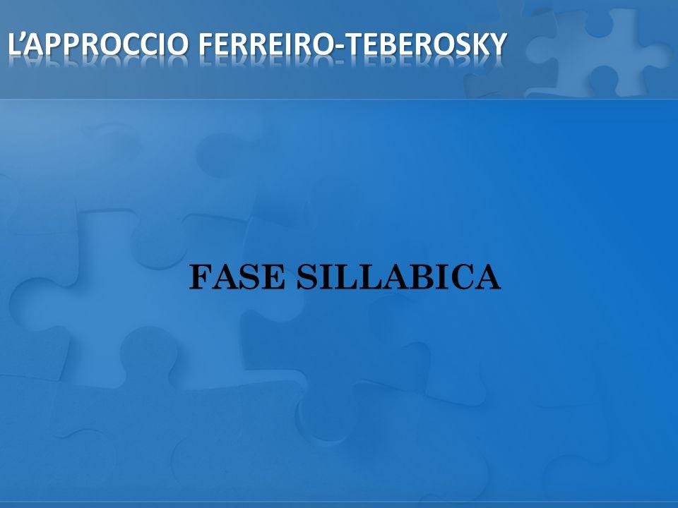 FASE SILLABICA