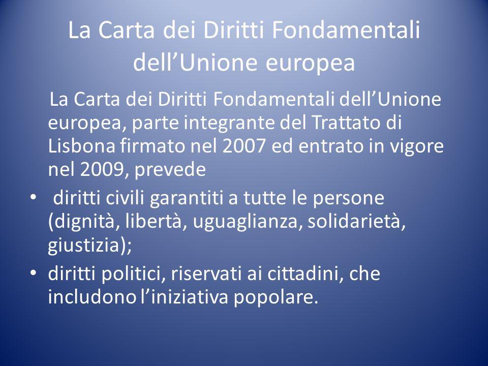 I diritti del cittadino europeo Attualmente lo status di cittadino europeo comporta una serie di norme e diritti ben definiti.