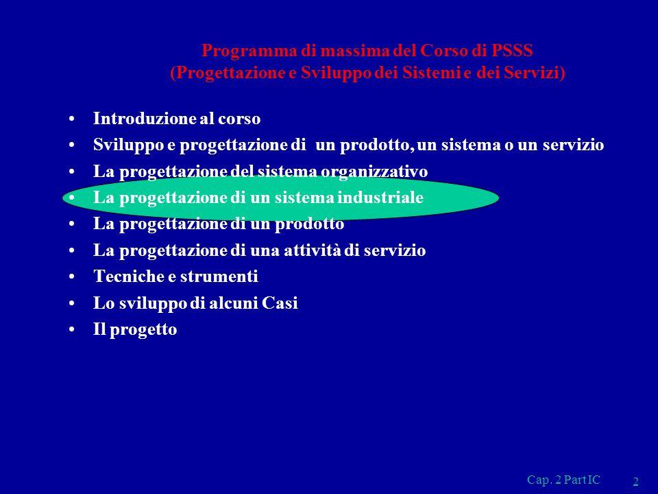 Sistemi43 PROGRAMMAZIONE E CONTROLLO Sequenza logica delle attività CICLO COMBINATO, SINGLE SHAFT
