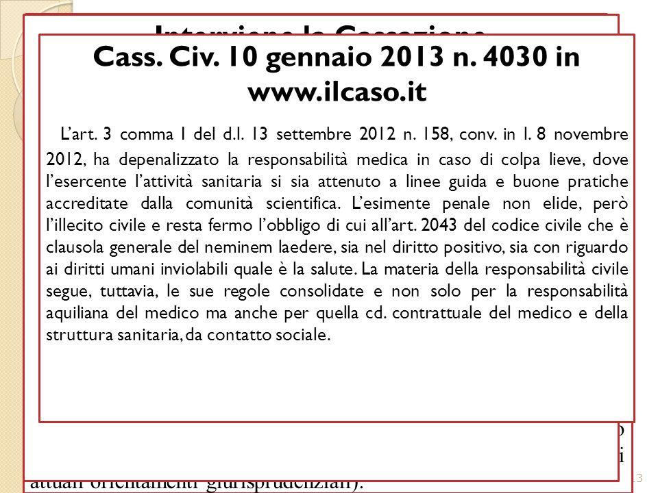 12 Applicati al caso dellart.3, I, l.